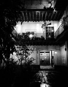 Vecindad en Donceles (centro histórico de la Ciudad de México)