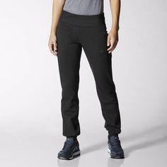 adidas Powerluxe Pants on sale for $56.00 oh, I want these.