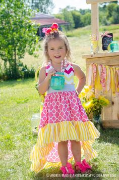 Hope's Hi-Low Dress PDF Pattern Sizes 6/12m to 8 Kids   Etsy Children's Boutique, Boutique Clothing, Hi Low Dresses, Summer Dresses, Sundress Pattern, High Low Skirt, Custom Fabric, Fancy, Trending Outfits