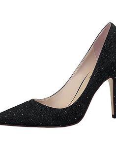 X&D Damenschuhe - High Heels - Lässig - Stoff - Stöckelabsatz - Absätze / Spitzschuh / Geschlossene Zehe -Schwarz / Blau / Rosa / Lila / Rot - http://on-line-kaufen.de/tba/x-d-damenschuhe-high-heels-laessig-stoff-absaetze