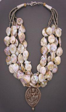 anna holland jewelry   Unique ethnic jewelry and tribal jewelry -- Dorje Designs