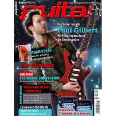 guitar Ausgabe 3/2012, 5,90 €