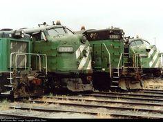Electric Locomotive, Diesel Locomotive, Train Car, Train Tracks, Garden Railroad, High Iron, Rail Transport, Burlington Northern, Railroad Photography