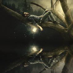 """When Light Falls Asleep"" by Martin Stranka  www.martinstranka.com"