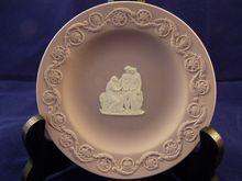 Wedgwood Lilac Jasperware Pin Dish, $32