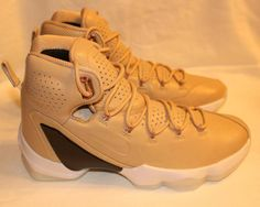 sports shoes 034d6 fd636 2016 Nike Lebron James XIII 13 Elite LB SZ 12 Linen Tan 876805-299 Brand New   Nike  BasketballShoes