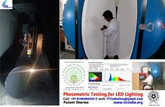 Photometric Testing for LED Lighting « Electrical Safety Testing Lab