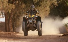 Can-Am Raid in Morocco - Photo Gallery - ATV Trail Rider