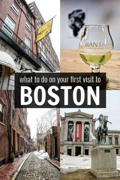 Essential Boston: Five Things To Do During Your First Visit Visiting Boston for the first time? This post shares five things to do on your first visit with recommendations for where to stay! Usa Travel Guide, Travel Usa, Travel Guides, Travel Tips, Travel Advisor, Travel Articles, Time Travel, Cool Places To Visit, Places To Travel