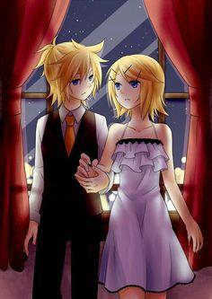 Kagamine Rin and Len Adolescence