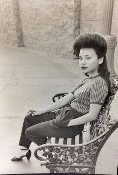 Pachuca Rosie from Boyle Heights in the 1940s