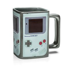 Game Boy Heat Change Mug Warps Our Coffee To A World Of Retro Mario & Tetris Warmth  #coffee #nintendo #retro Can you imagine if a classic Nintendo Game Boy could keep your coffee hot while you bounce Mario throughout the Mushroom Kingdom or send Kirby rampagi...