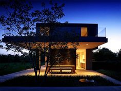 Modern Functional and Sustainable Orchard House contemporary villa project