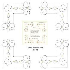cartes brodees Embroidery Cards, Embroidery Patterns, Hand Embroidery, Card Patterns, Stitch Patterns, Thread Art, Parchment Craft, 3d Cards, Small Cards