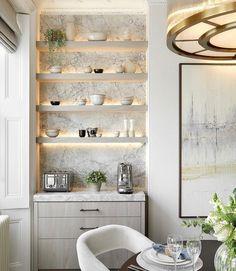 Sash Windows, Take A Break, Apartment Kitchen, Timeless Elegance, Happy Fathers Day, Townhouse, Bookcase, Interior Design, Design Interiors