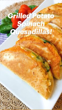 Vegan Dinner Recipes, Gluten Free Recipes, Mexican Food Recipes, Appetizer Recipes, Vegetarian Recipes, Cooking Recipes, Grandma's Recipes, Mexican Dishes, Appetizers