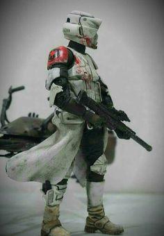 Star Wars - Scout Trooper