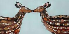 Deer Love by Eli Halpin