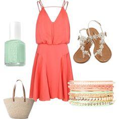 Summer outfit #PrimerasVecesByCyzone