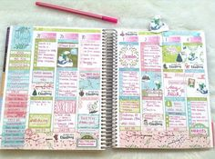 My last week, fully decorated and filled with pink pen :) . . . #plannerlife #plannerlove #erincondrenlove #printablestickers #planwithme #plannerspread #plannerlayout #plannerlove #planneraddict #plannercommunity #plannercomunnitybrasil #vep #souvep #adesivos #planningtime #weeklylayout #weeklyspread #plannergirl #plannersticker #plannerdecoration #endweek #afterthepen