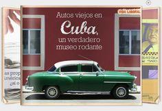 VeinteMundos Magazines: los Autos Viejos de cuba