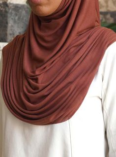 SHUKR USA | Modal Rib Jersey Maxi Hijab