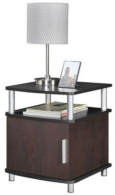 Altra Furniture Carson End Table with Storage (Free Shipping) $49.00 (amazon.com)