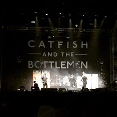 hesthunderst0rms: Catfish and the Bottlemen Leeds festival 2015