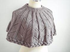 [손뜨개옷] 손뜨개 대바늘 판초 : 네이버 블로그 Crochet Shawl, Knit Crochet, Poncho Design, Knitting Projects, Needlework, Crochet Patterns, Pullover, Embroidery, Grey