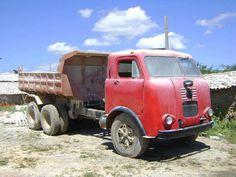 FNM Alfa Romeo Truck
