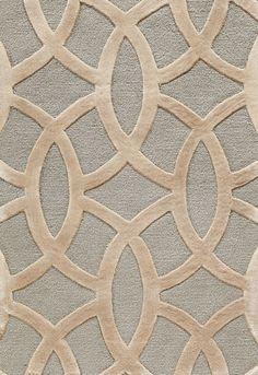 Modern Carpet Pattern Imperial Rim Rug By PF Modern Carpet Pattern