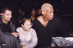 Madonna offered Dennis Rodman 18 million for a baby
