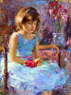 Bryce Cameron Liston oil painting...the light in this is remarkable