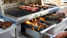 Kalamazoo Hybrid Fire Grill   11 Grills & Ovens for Epic Labor Day Feasts