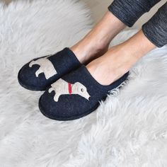 Mans best friend!! The perfect gift idea for your man. The Doggy slipper by HAFLINGER now available in Navy, Red, and Grey. Made in Germany. SHOP NOW www.theslipperhub.com.au Free standard delivery to Australia & New Zealand.