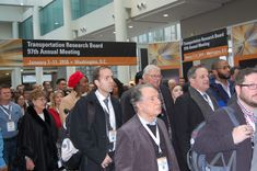 A look inside the 97th annual TRB meeting