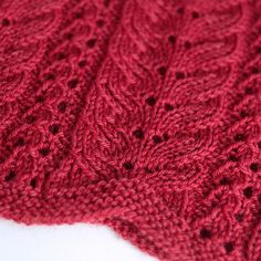 Ravelry: Cherry Lane Cowl pattern by Felicia Lo