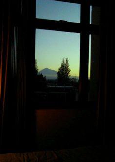 mata hari pagi,gunung merapi,jogjakarta. #MM Hotel#