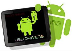 How to Install Android VCOM Drivers Manually