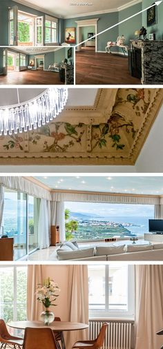 Top Trends 2020 in der Immobilienfotografie Valance Curtains, Trends, Home Decor, Real Estate Photography, Interior Design, Home Interior Design, Beauty Trends, Home Decoration, Decoration Home