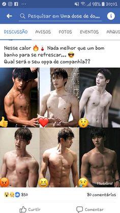Drama Memes, Dramas, Ji Chang Wook, Kpop, Got7, Crushes, Abs, Anime, Wallpaper