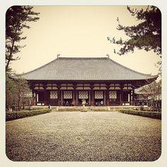 Toshodaiji Temple, Nara, Japan