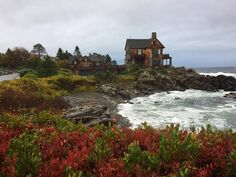 Fall In Maine (Photo posted by Daytrip Society, Facebook)