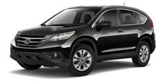Black CRV. Like it or not Little Red is 16 and will most likely die in 2013. To know Honda is to trust Honda.