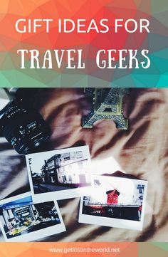 Ultimate list of gifts for people who love to travel #giftideas #gift #giftguide #traveler #traveltips #travelblog #cheapgifts