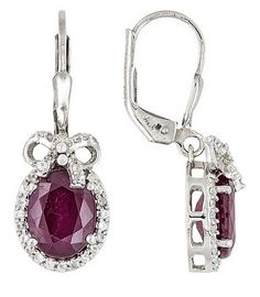 The perfect pair of holiday earrings!