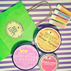 Bee Lippy Natural Skin Care. Amazing gift sets! Organic Skin Care, Natural Skin Care, Gift Sets, Bubble Gum, The Balm, Best Gifts, Lavender, Bee, Glow