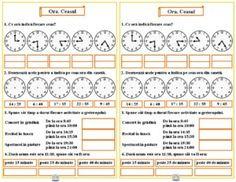 Despre măsurarea timpului - Ora. Ceasul