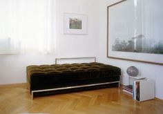 Day Bed, Eileen Gray, ClassiCon #daybed