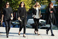 Oh to be apart of Alta's crew, Vogue Paris' Badass ladies